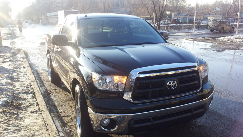 Toyota Tundra Supercharger >> Toyota Tundra Supercharger Drive2