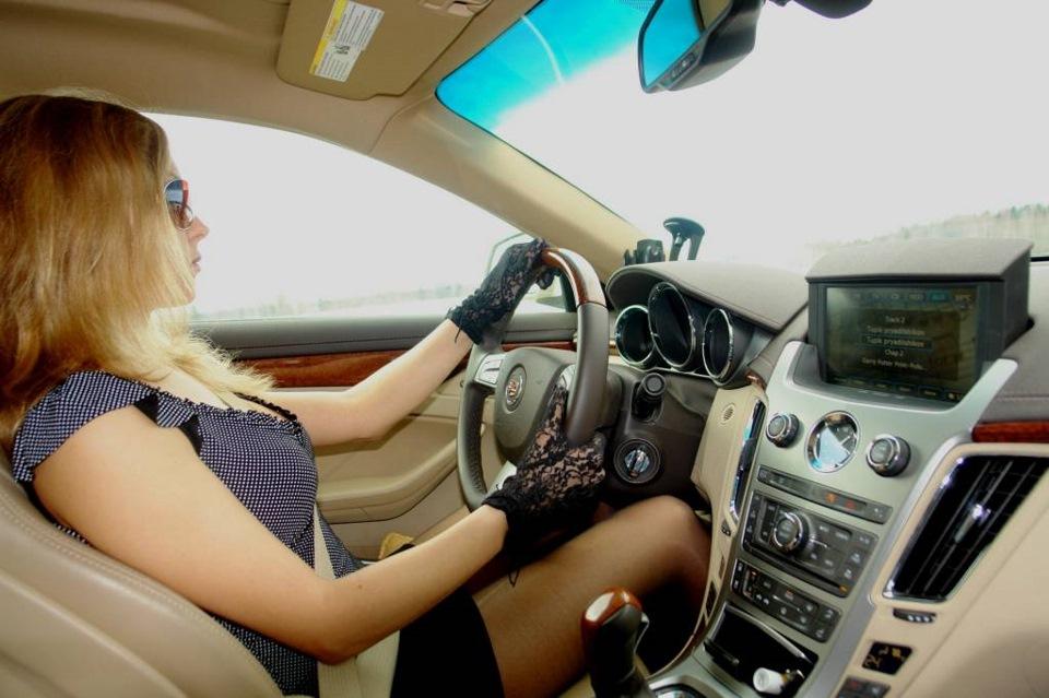 я с тетей в машине - 14