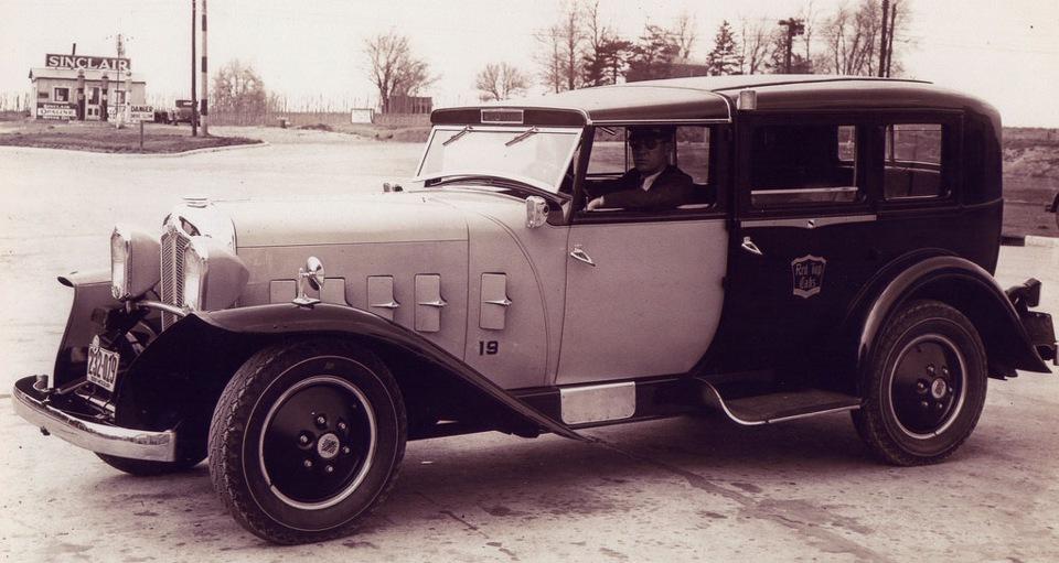 Checker Model M 1931