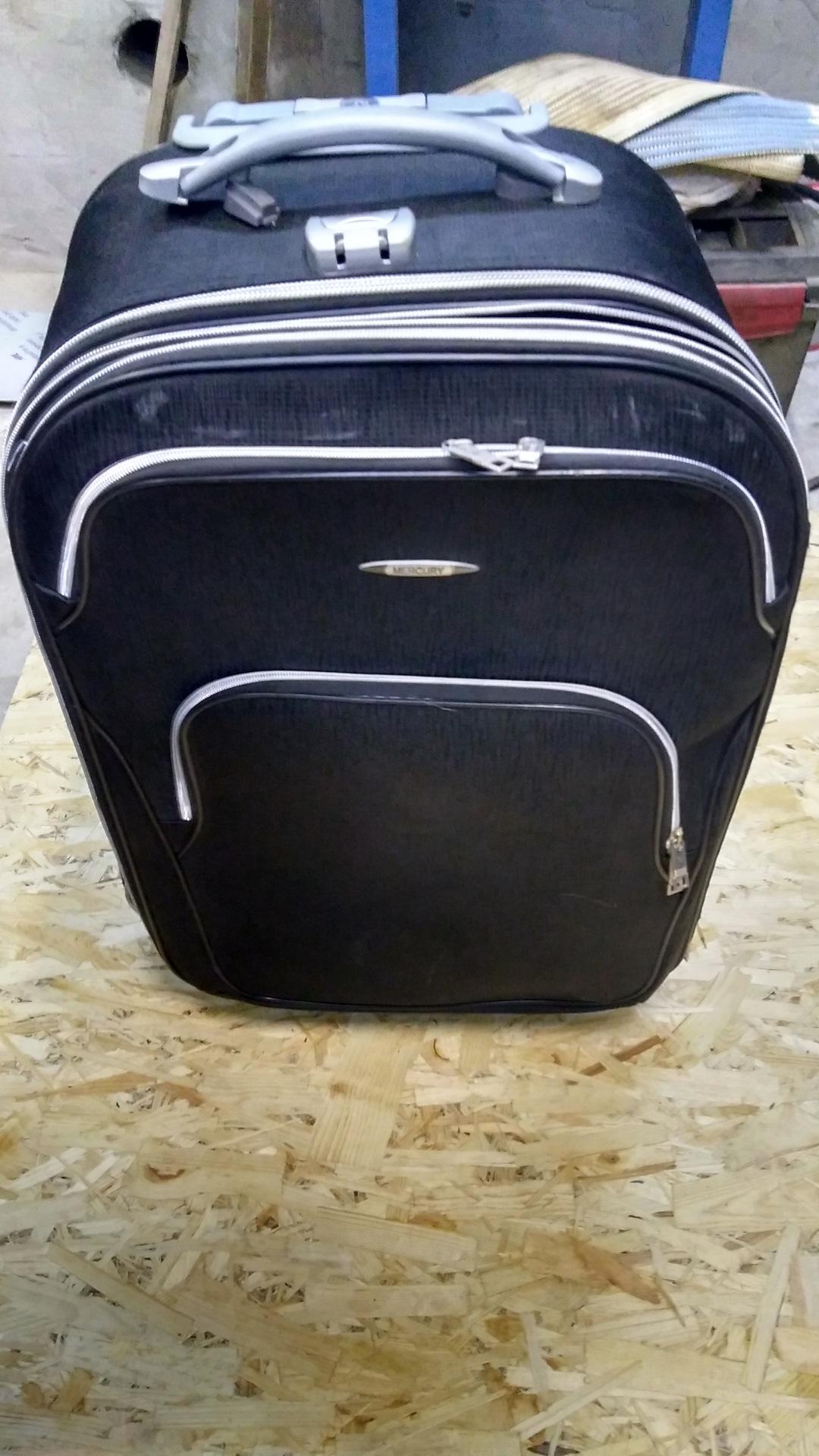 Как отремонтировать выдвижную ручку чемодана своими руками