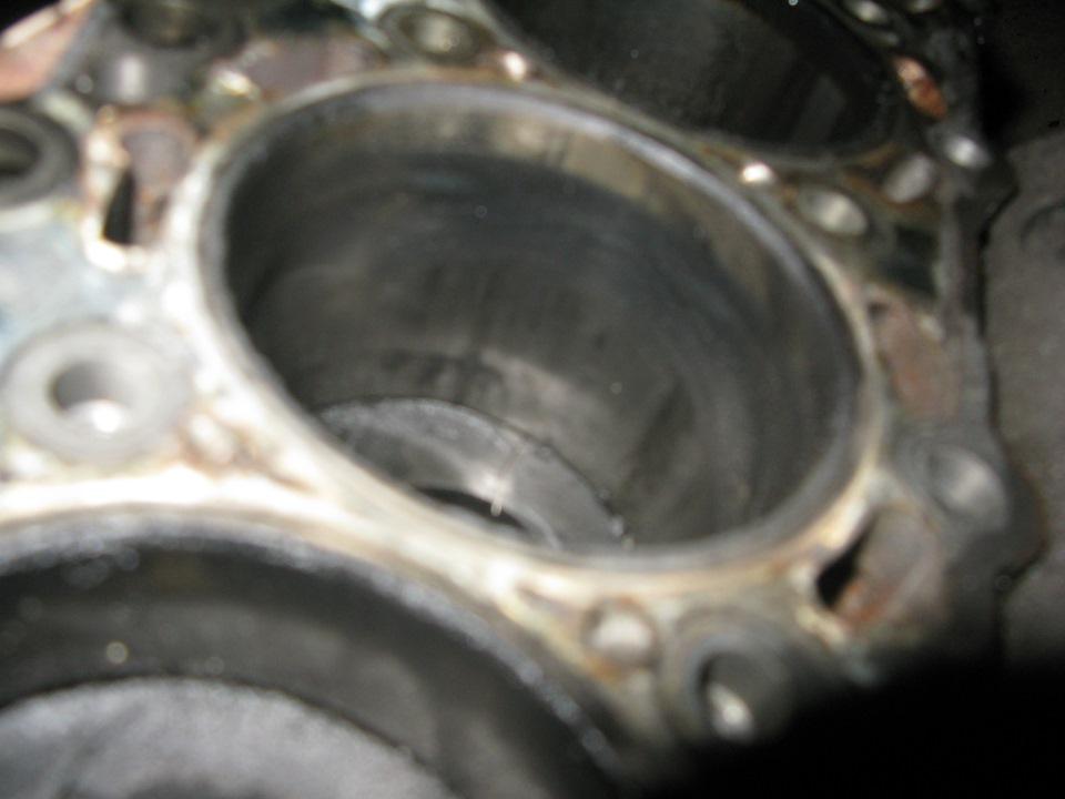 Почему лопаются гильзы на дизельном двигателе