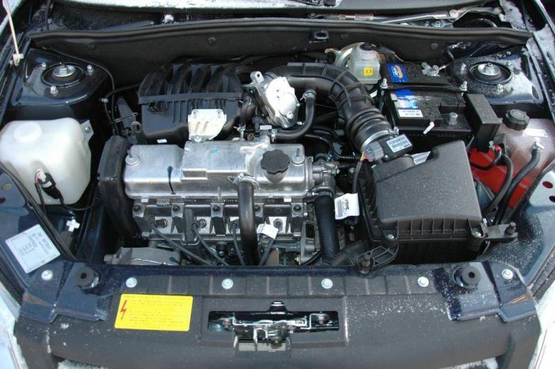 Двигатель лады гранты 16 клапанный