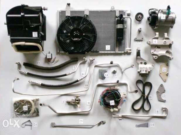 Установка кондиционера ланос своими руками кондиционеры mitsubishi electric design inverter