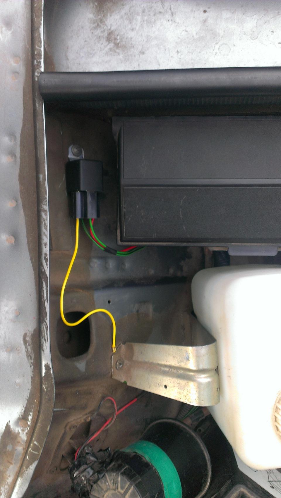 75c41dcs 960 - Комплект для подключения противотуманных фар ваз 2107