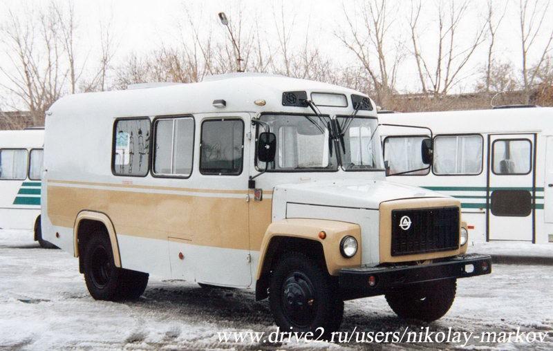 автобус КАВЗ-3976-014