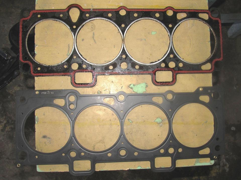 головка блока цилиндра калина фото