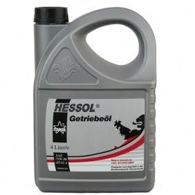 Hessol 75w90 gl 4 отзывы
