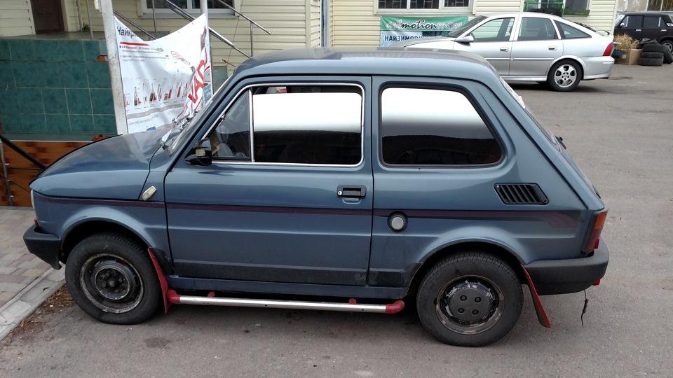 польский фиат126