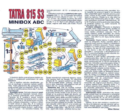 Abc Miniboxy Tatra 815 S3 Drive2