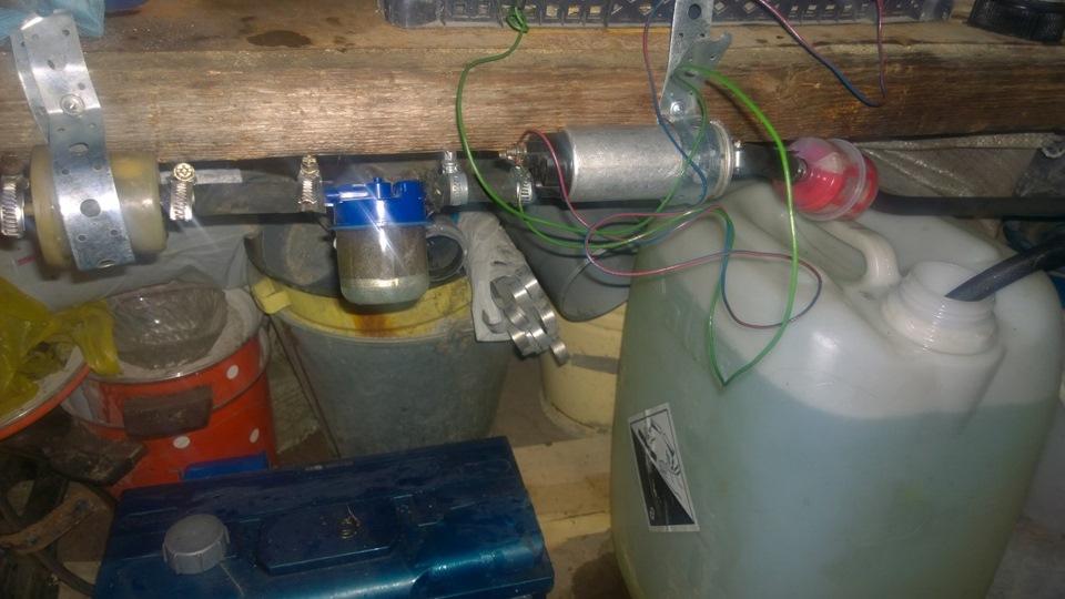 Способы очистки дизельного топлива в домашних условиях