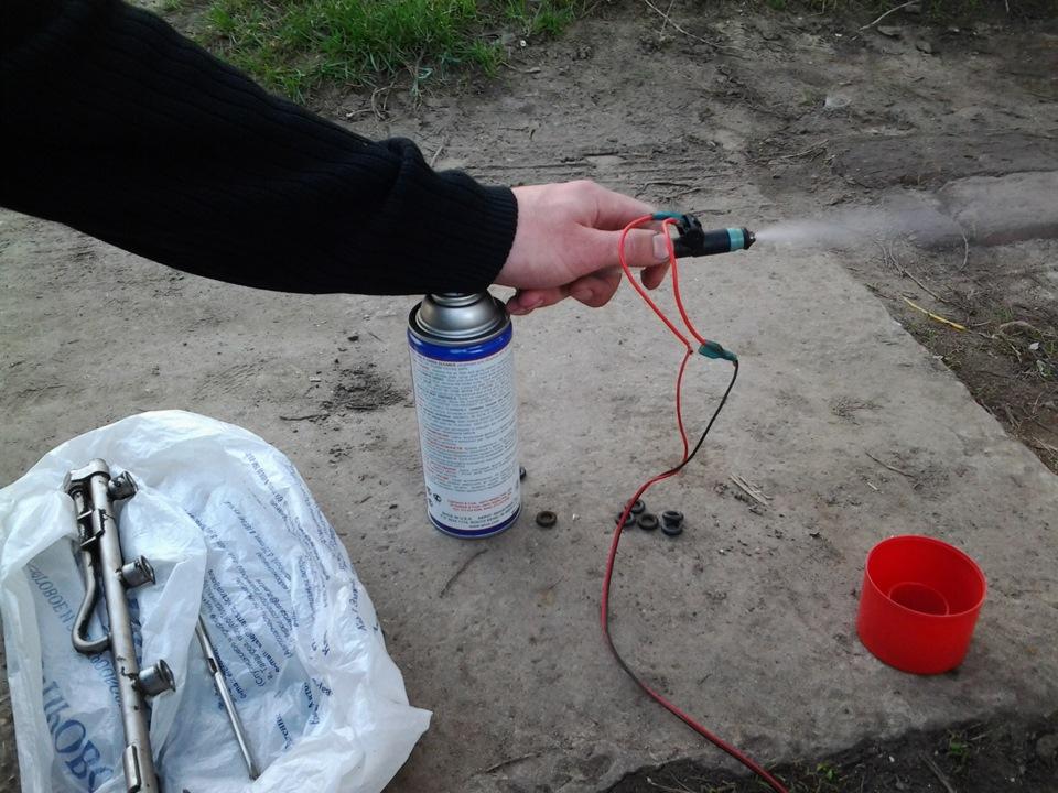 такая чистка форсунок клапана инжектора своими руками видео захватывают хотят