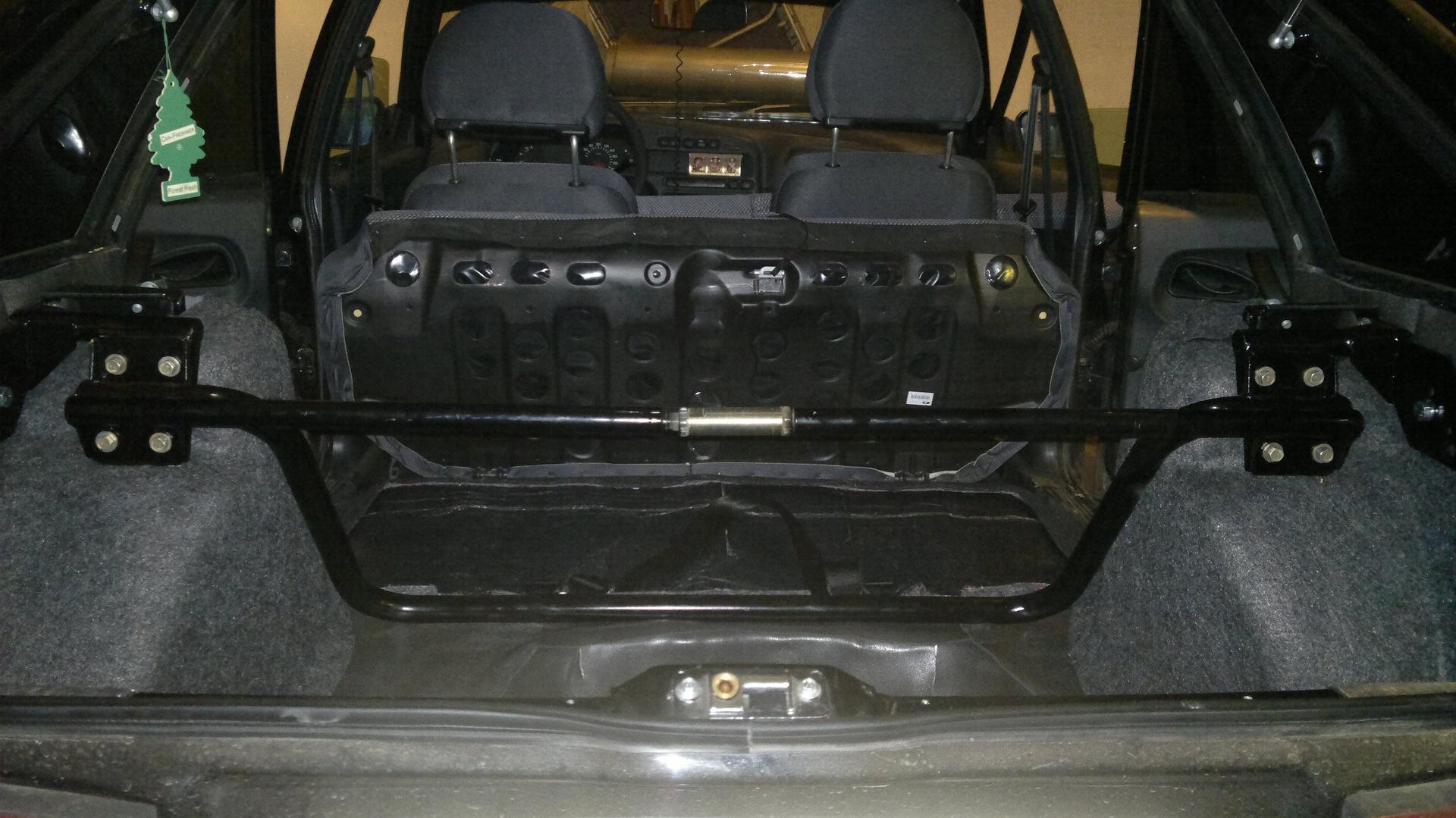 7661808s 960 - Усилитель кузова ваз 2114