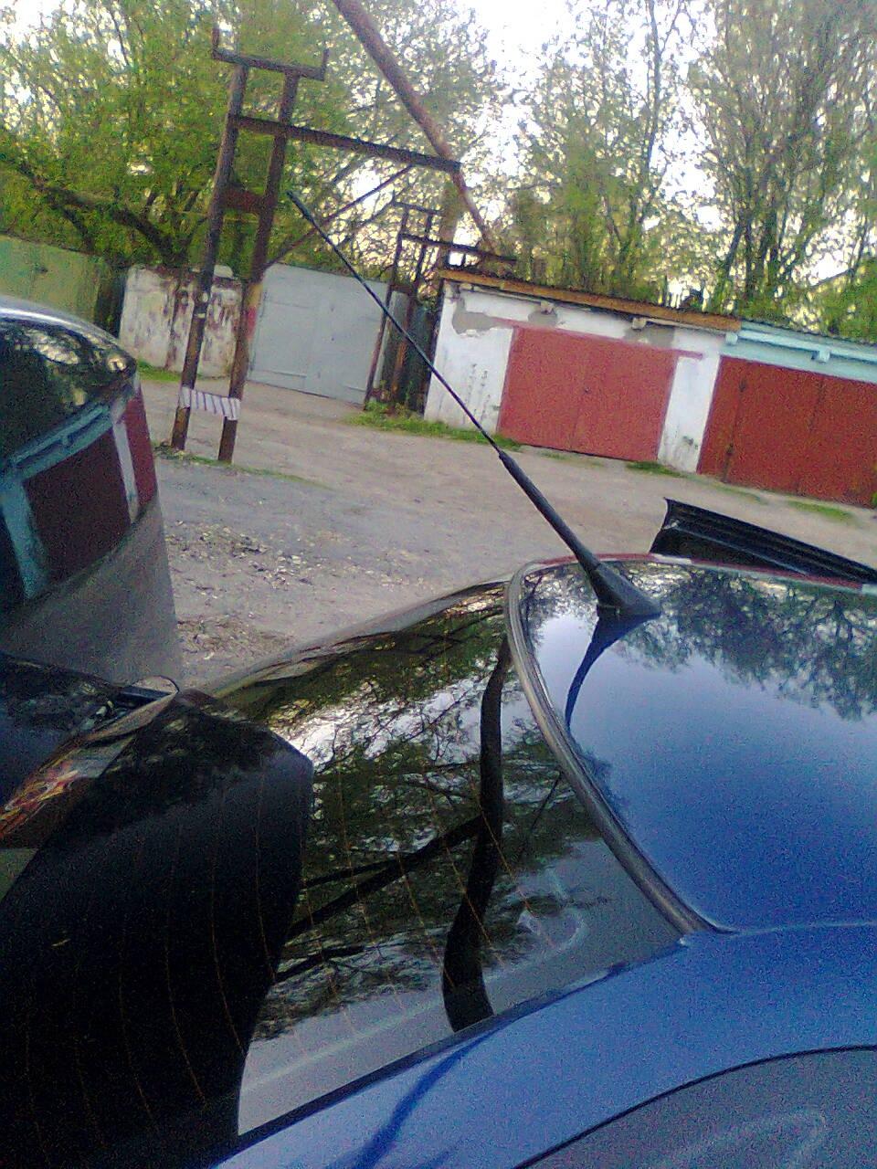 «Триада» — автомобильные антенны, Россия