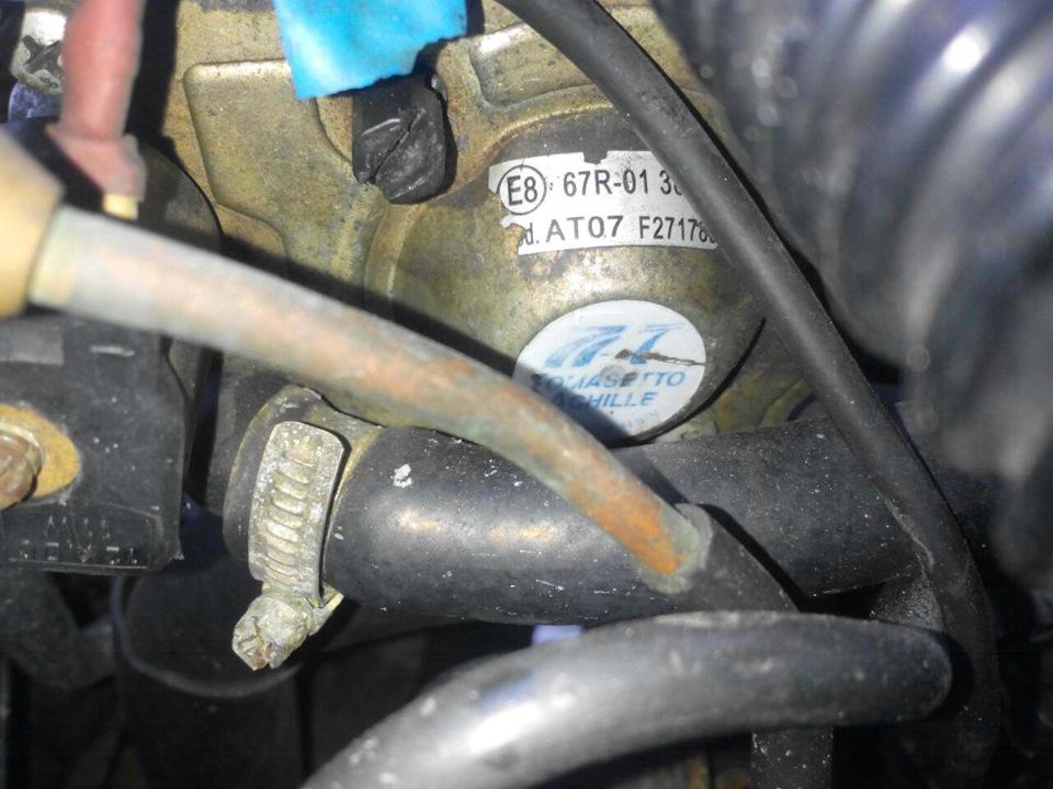 Что зимой когда двигатель прогревается наинает глохнуть на холостых оборотах, приходится подгазовывать