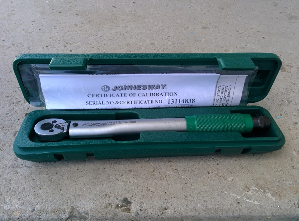 Динамометрический ключ jonnesway инструкция