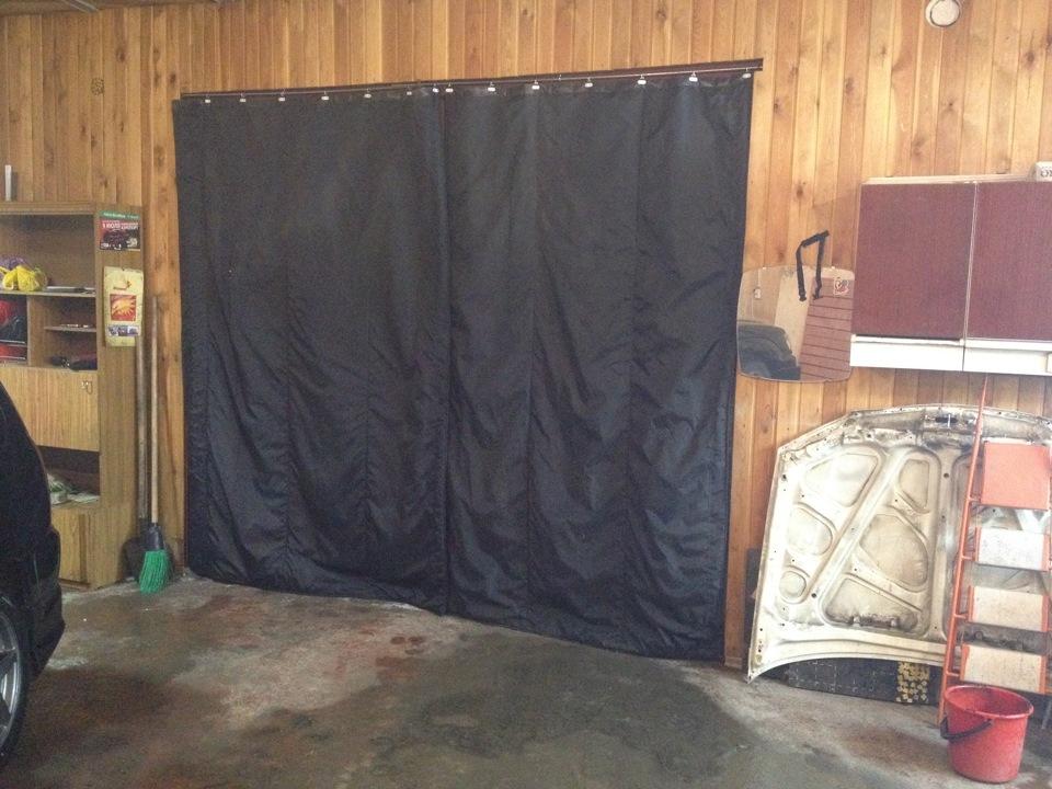 Купить шторки для ворот гаража куплю гараж салют