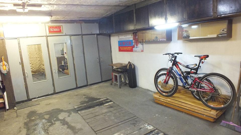 вагон гараж фото