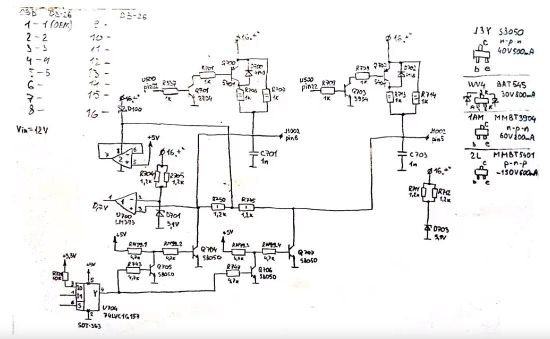 схема паяльника колибри пн 1 50