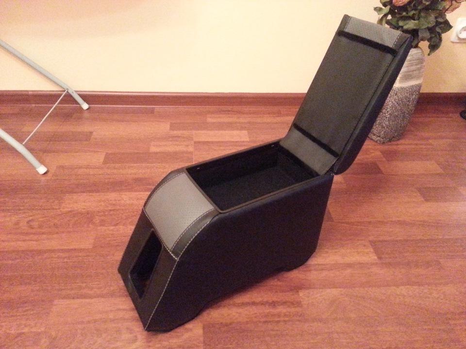 Подлокотник своими руками на фольксваген поло седан