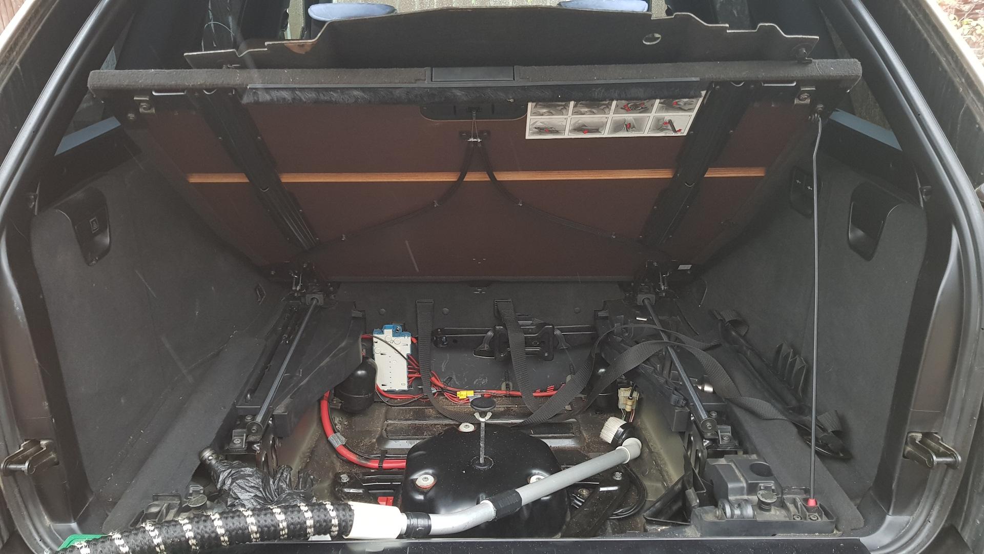 Bmw x5 battery reset