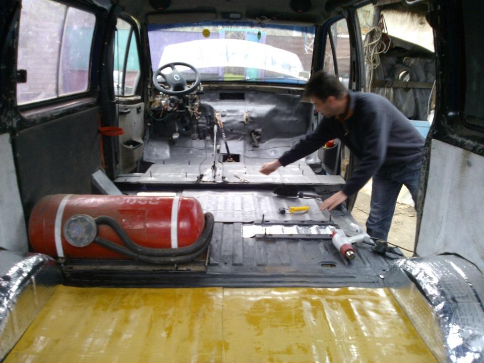 Кузовной ремонт своими руками соболь