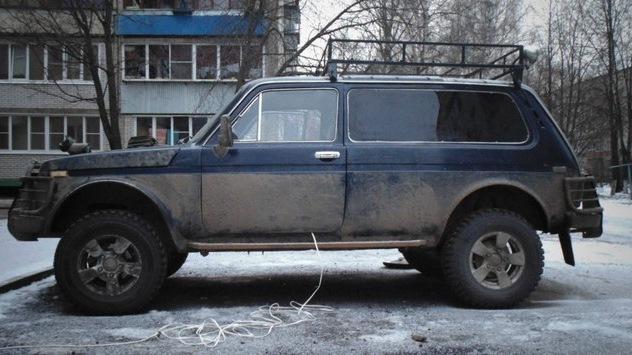 Машины › Лада › 2129