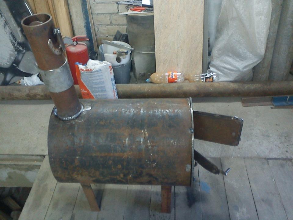 Газовая горелка своими руками в гараж