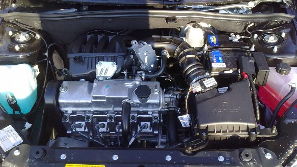 Двигатель на ладу 14