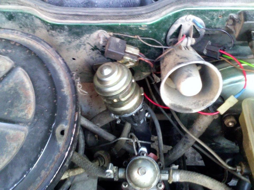 Фото №5 - установка дополнительной помпы на ВАЗ 2110