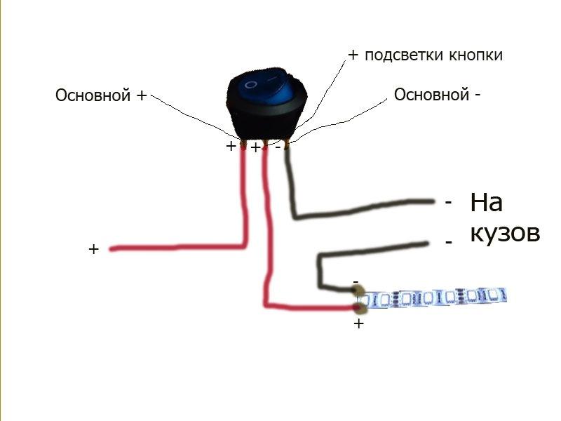 сенсорная кнопка вместо тактовой своими руками рядом под вишней