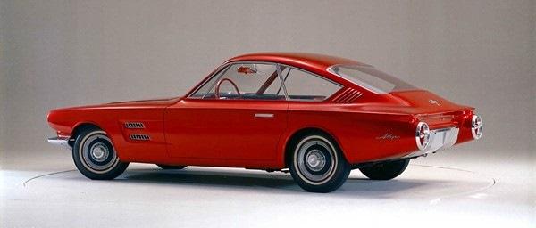 mustang mach 1 1966года концепт кар