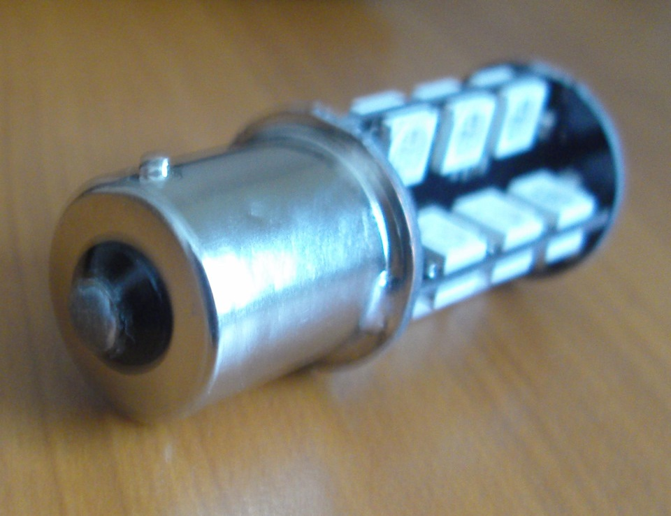 Фото №18 - ВАЗ 2110 лампа стоп сигнала