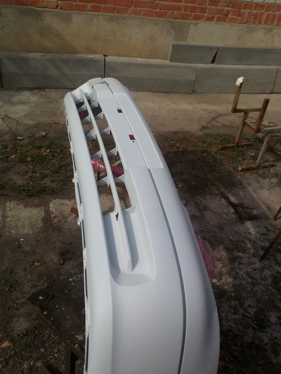 Покраска бампера астра н Замена тормозного цилиндра mazda 3
