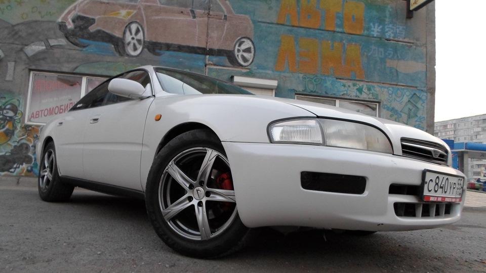 Toyota corona-exiv на запчасти