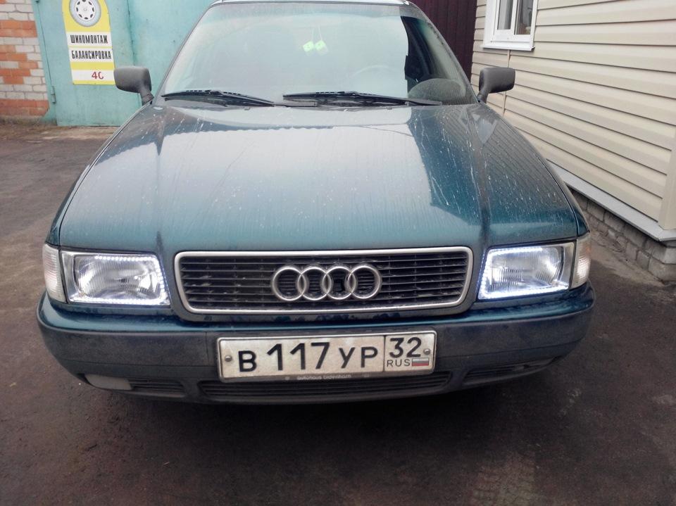 Ангельские глазки на Audi A6 C5 - цена, отзывы, характеристики ... | 719x960