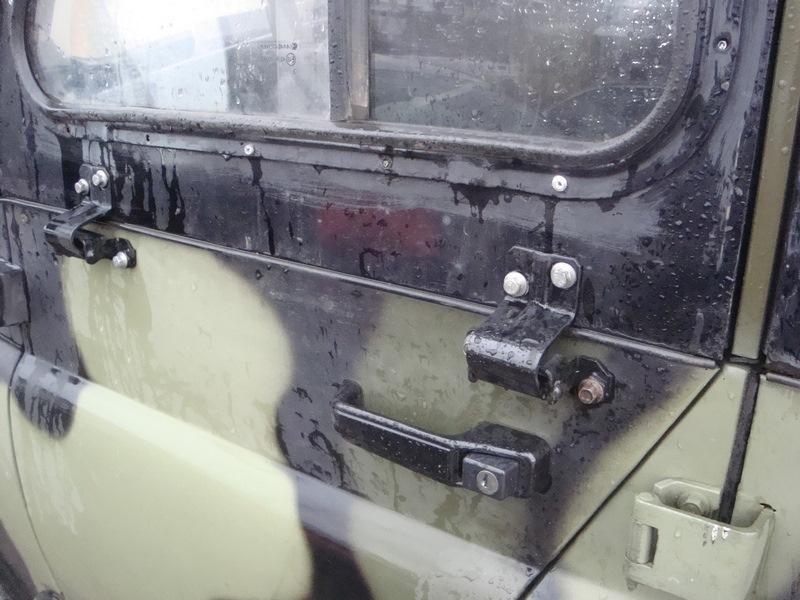 Откидные окна на уаз 469