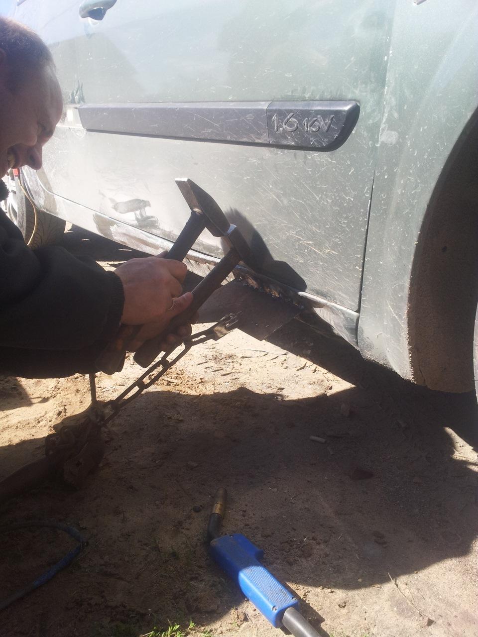 Как вытянуть машину своими руками 352