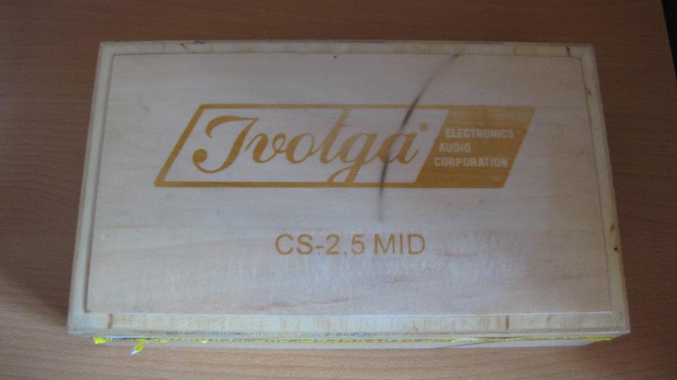 Часть №2 Ivolga CS-2.5 MID