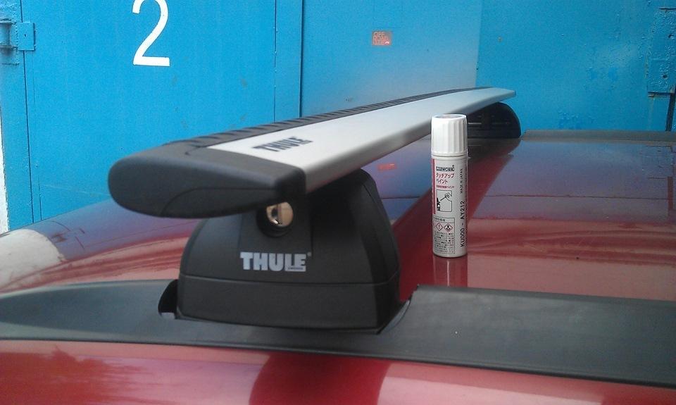 Установочный комплект Thule 1124