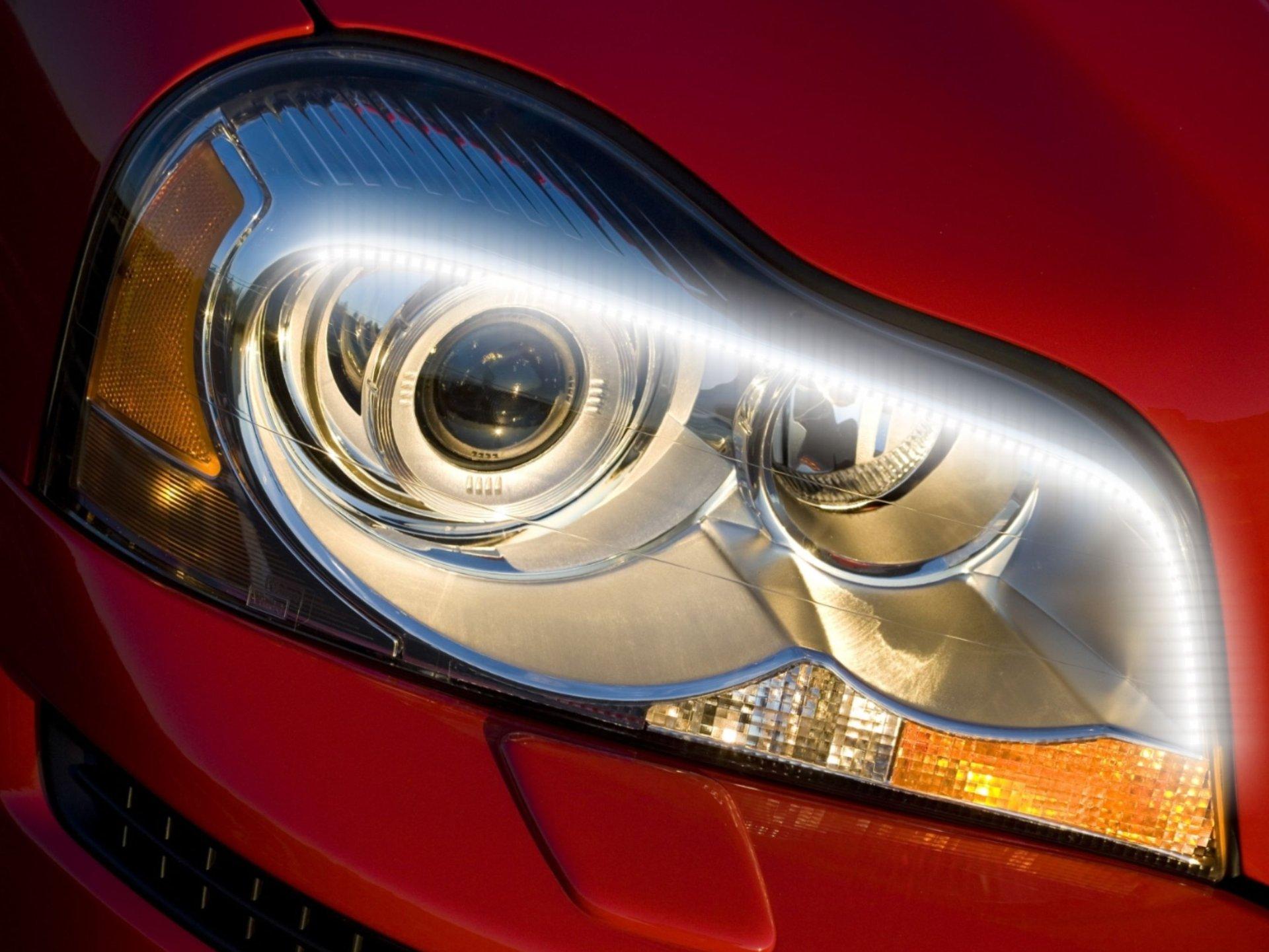Автомобильная оптика своими руками