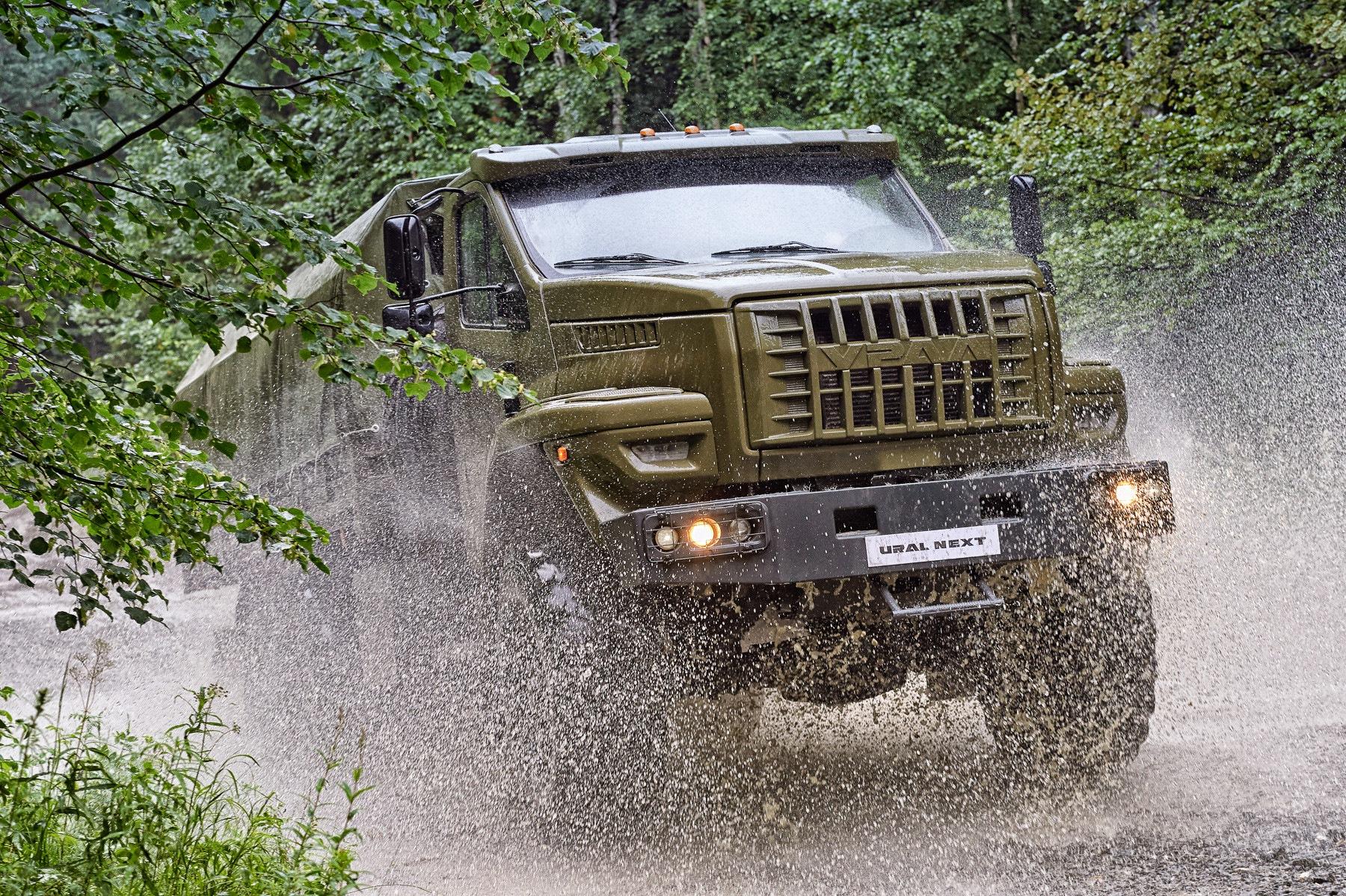 машины на бездорожье грузовики совсем