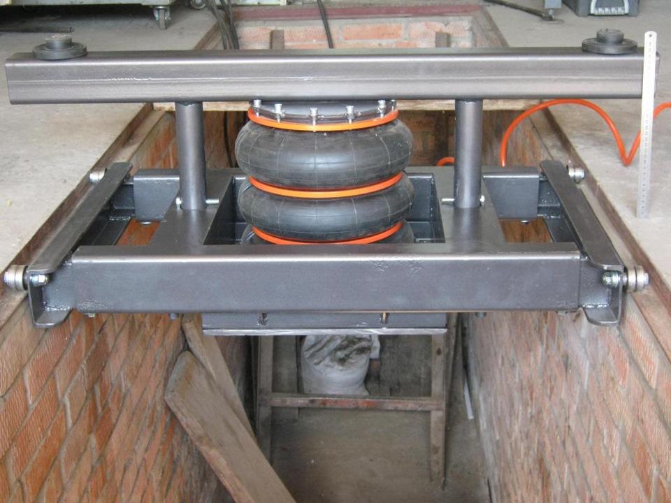 Домкрат гидравлический подкатной Stels Safety Pin 51132 - фото 9