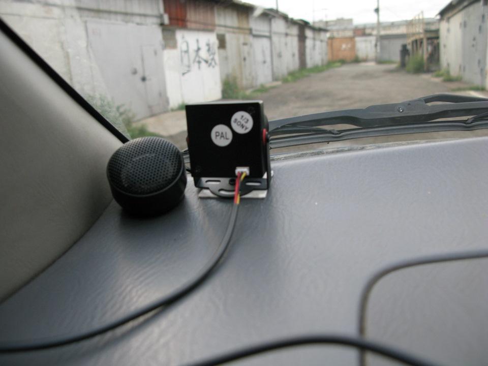 Камера обгона для праворульных машин своими руками 98