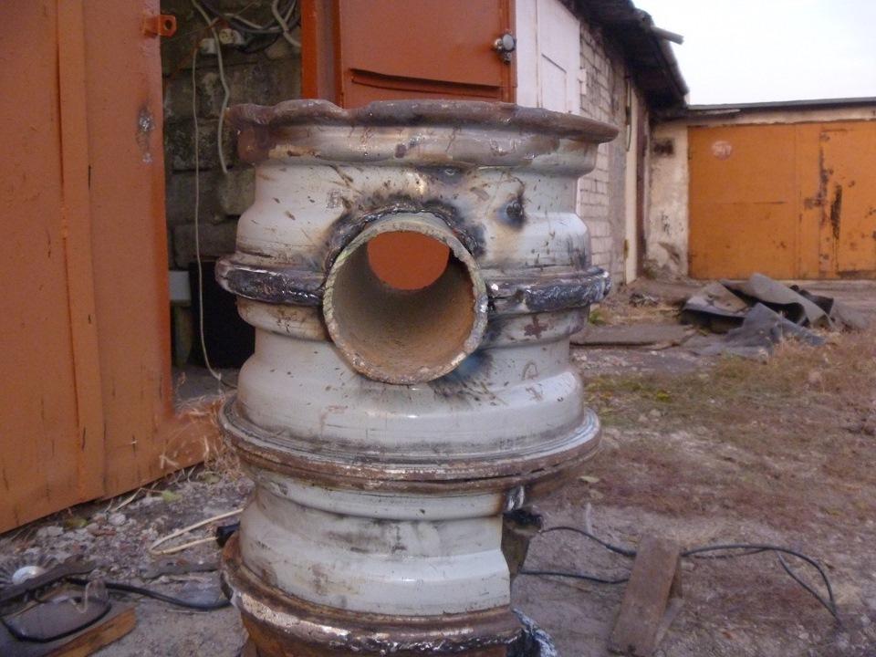 Теплообменник для печки в гараж Кожухотрубный конденсатор ONDA C 56.303.2400 Братск