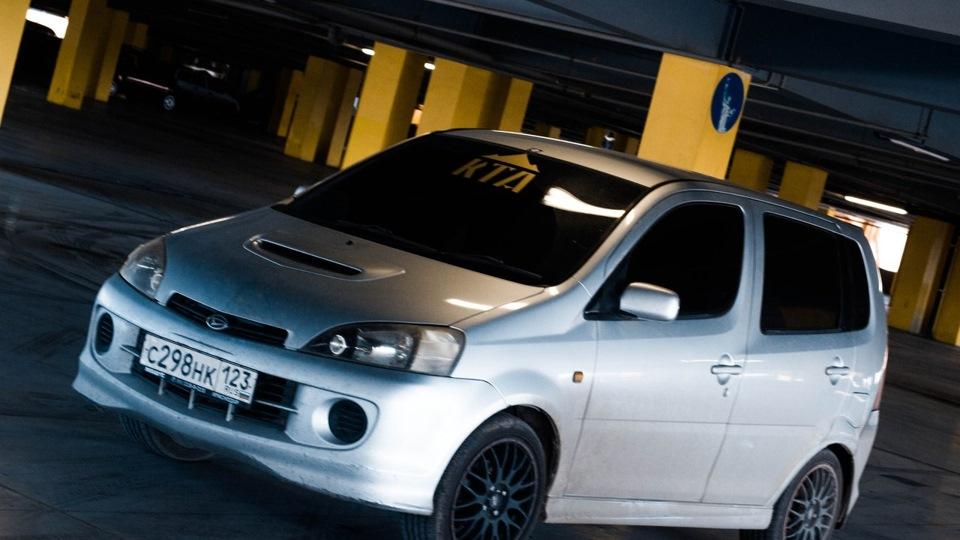 Yrv Turbo 4wd Daihatsu Yrv Turbo 4wd