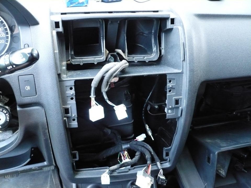 hyundai getz автомагнитола с экраном