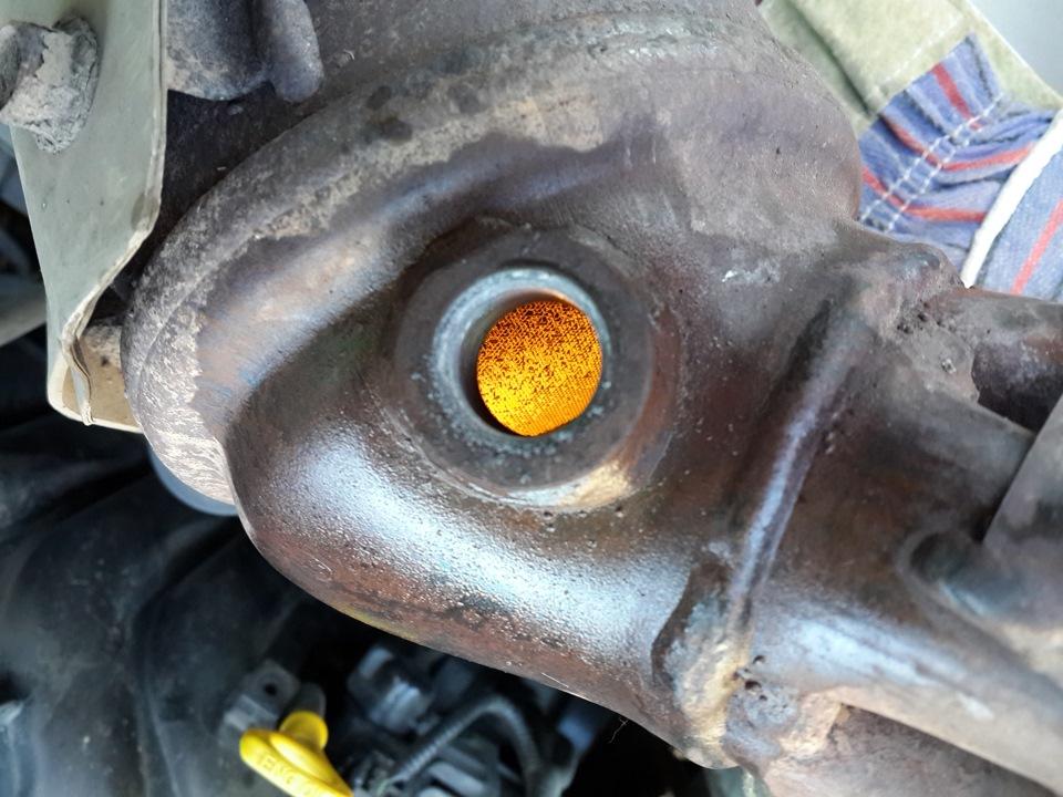 как катализатор убивает двигатель киа