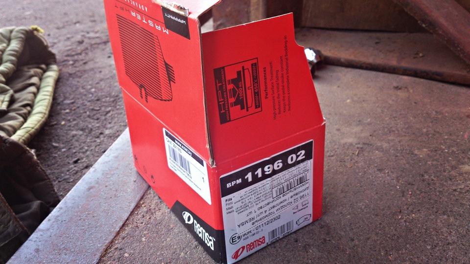 колодки и тормозные диски mazda 6 gg отзывы