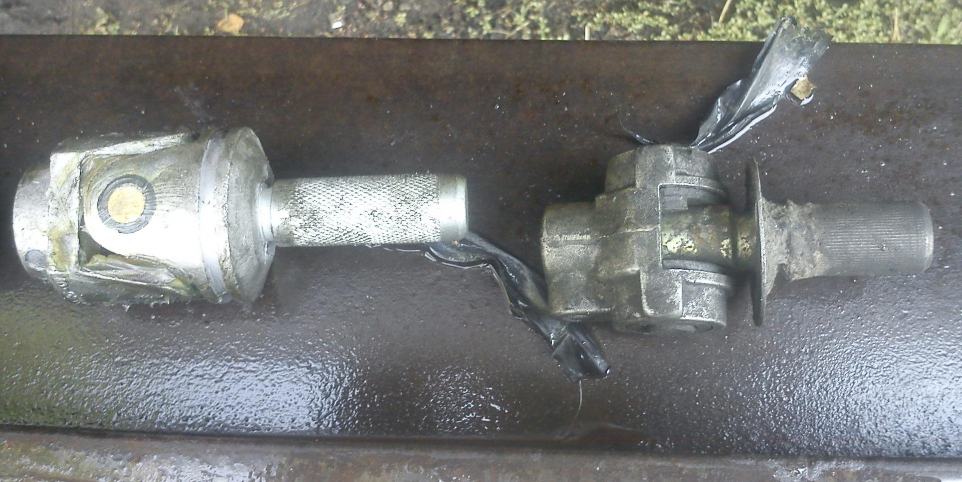 Давление газа в двигателе внутреннего сгорания