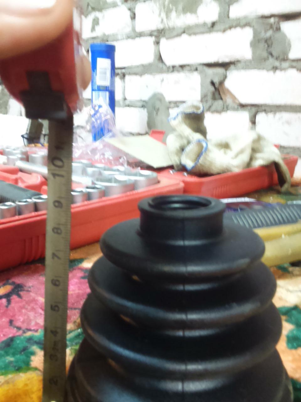 Замена пыльника внешнего шруса форд фокус 2 своими руками 39